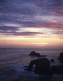 Sunset Lands End
