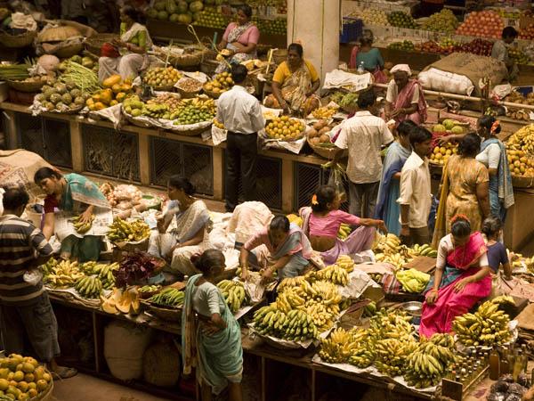 Veg Market Goa