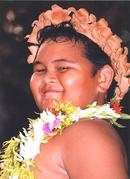 Young Cook Islands Dancer