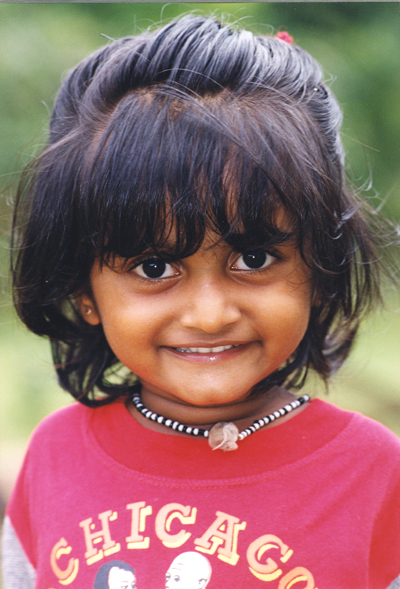 Indian Girl, Fiji