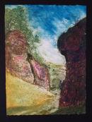 Cave dale Castleton