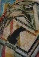 Sacre Coeur Gargoyle