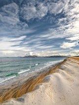 Berneray Sand Dunes