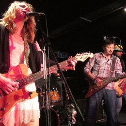 Samantha Fish & Mike Zito
