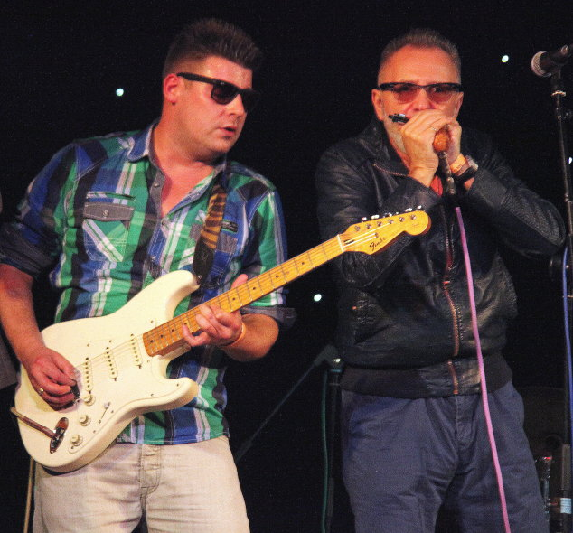 Ryan and Paul Lamb