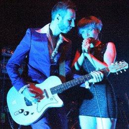 Robin Davey & Greta Valenti