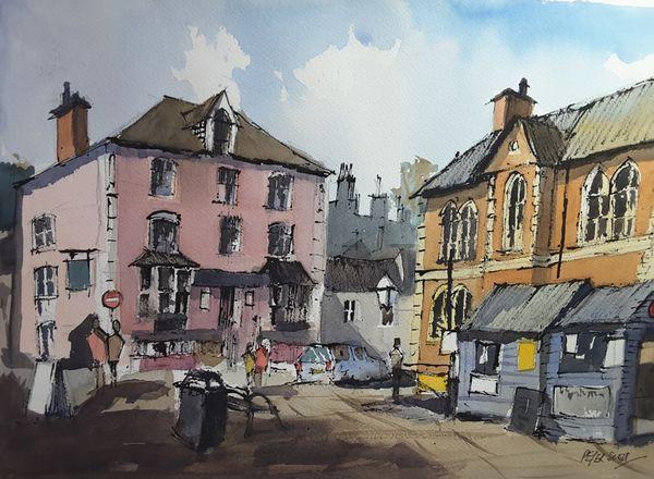 Fowey Town Quay