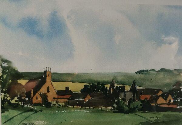 Maxstoke Church & Priory