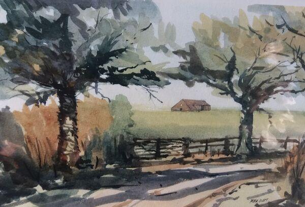 Down Hurley Lane