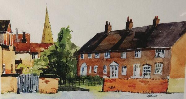 Maxstoke Lane cottages