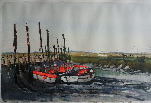 Beans Boats Morston Quay