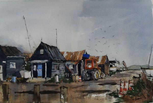 Blackshore Southwold Harbour