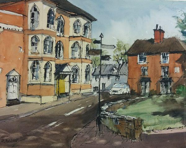 Coleshill Church Hill
