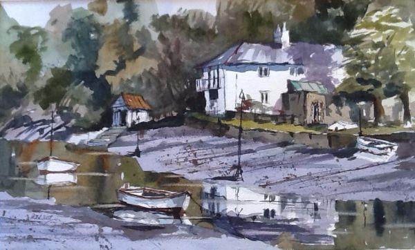 Cottage in Lerryn