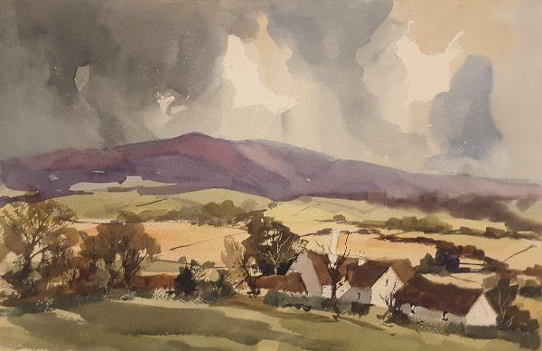 Exmoor farm