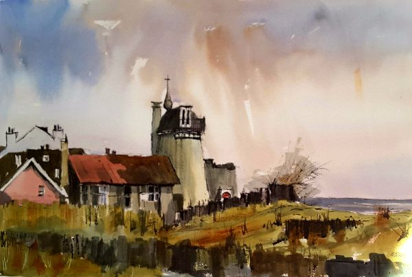 Fort Green Mill Aldeburgh
