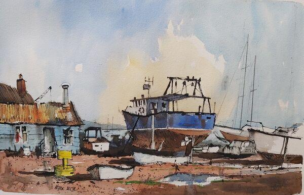 Hannah May Felixstowe Ferry