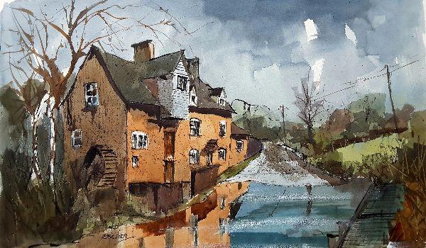 Henwood Mill