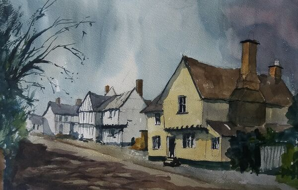 Lavenham street 2