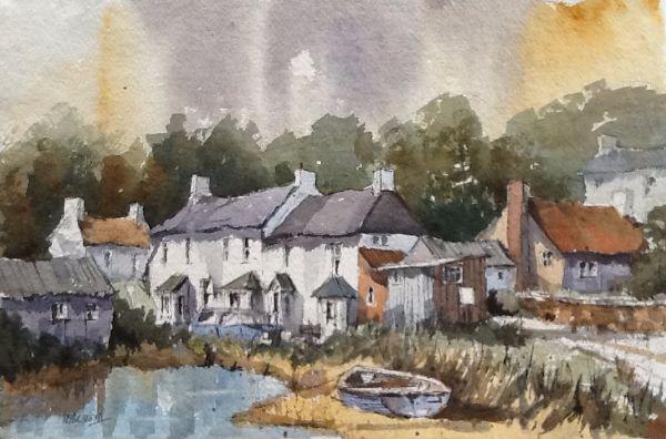 Lerryn cottages