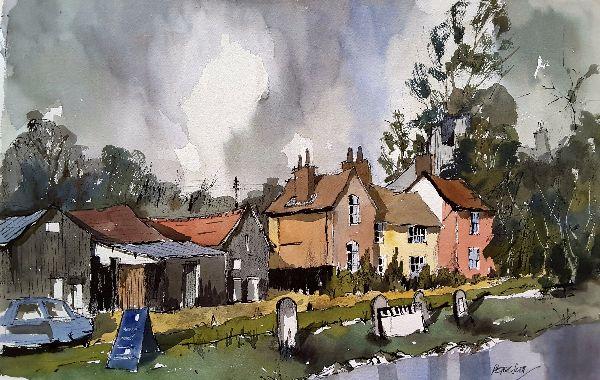 Peasanhall Suffolk