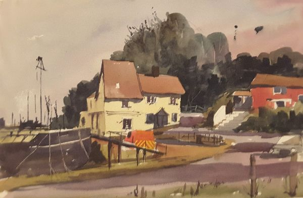Pin Mill quick sketch
