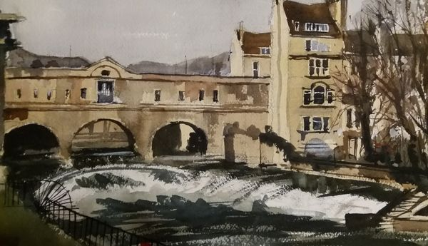 Poultney Weir Bath
