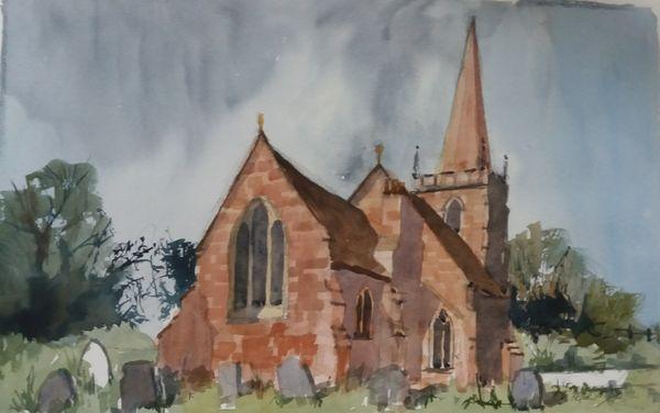 Shustoke Church