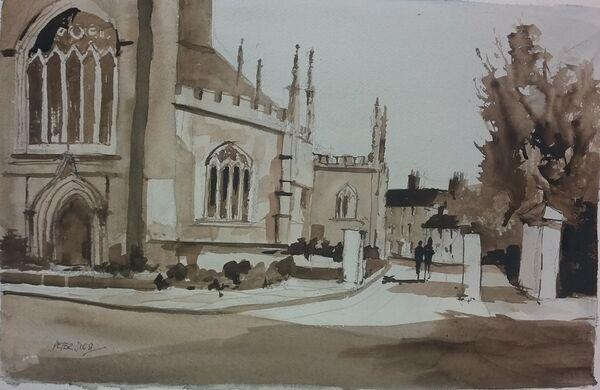 St James' Church Louth