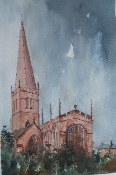 St Peter & St Pauls Coleshill