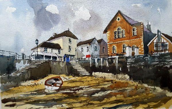 Town Quay Fowey