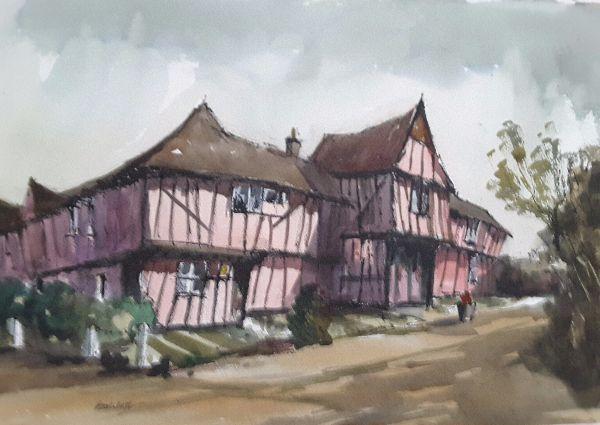 Weavers Cottages Dedham