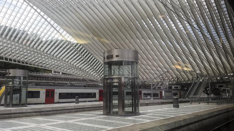 Liege station 141210