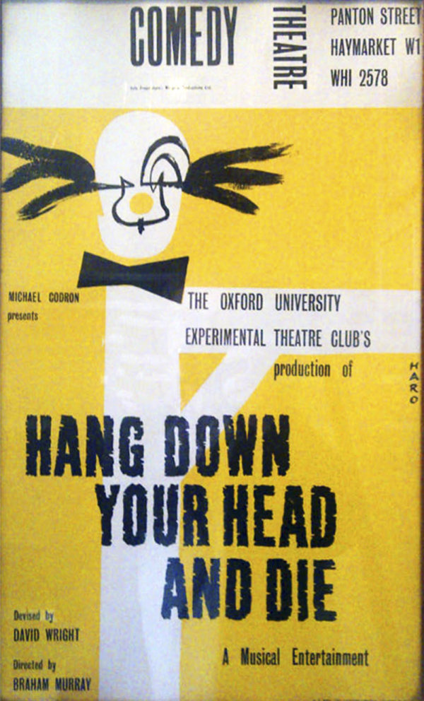 Comedy Theatre London - poster