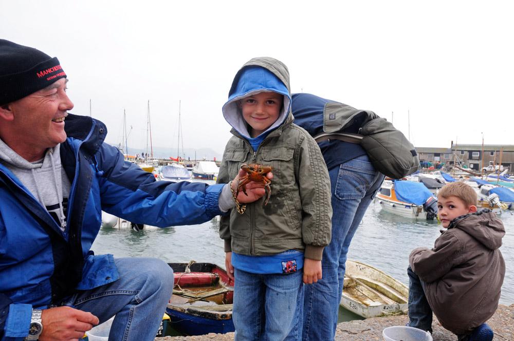 Crab Catching-3LRN