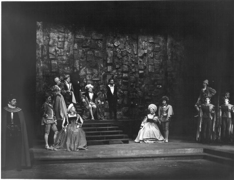 Faustus scene
