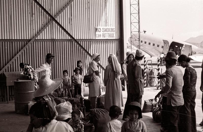 Evacuation from Central Vietnam