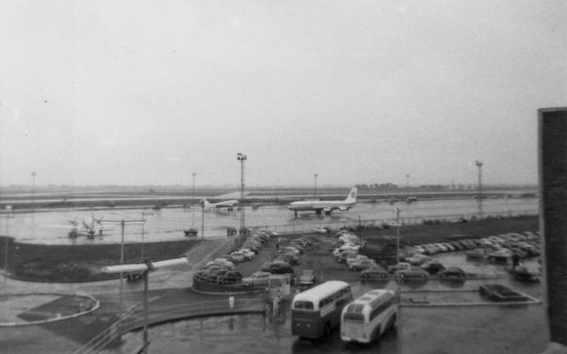 London Airport June 1958001