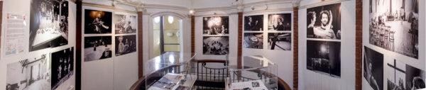 R&D Museum panorama