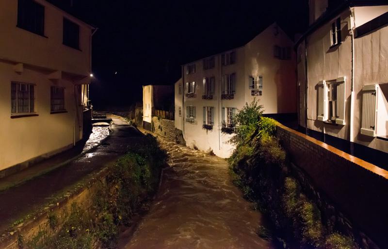 River Lim flood--2