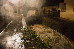 River Lim flood-29101