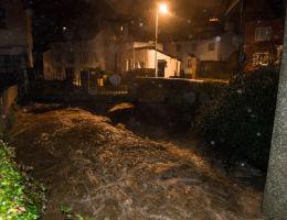 River Lim flood-29111