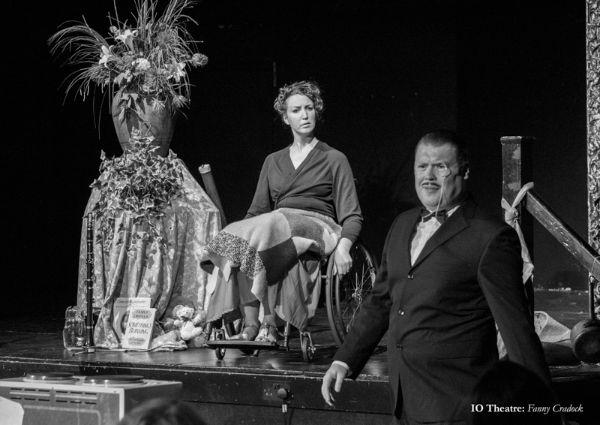 IO Theatre: Fanny Cradock