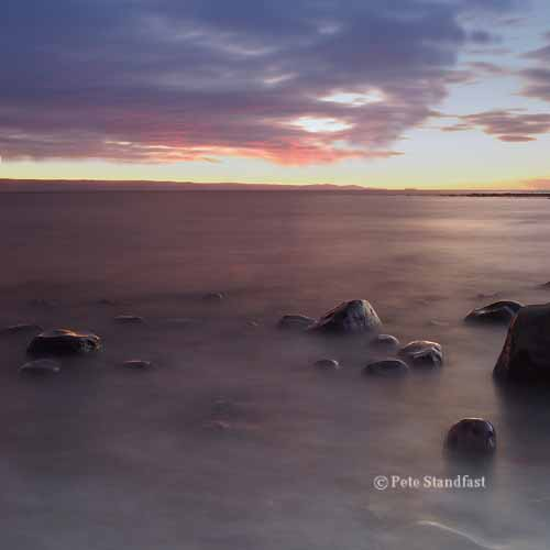 Sunset at Llantwit Major II