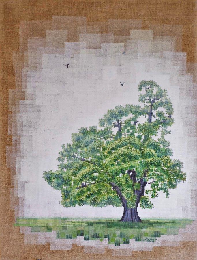 05-16 Oak Tree