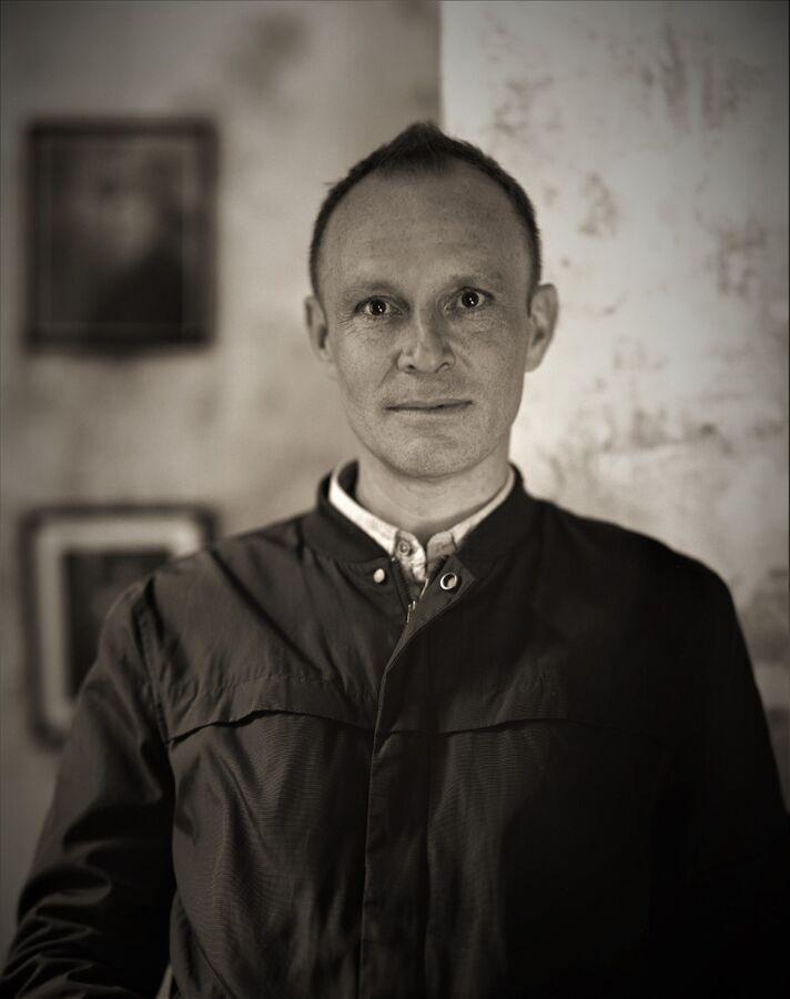 Nick Ferguson, artist, academic