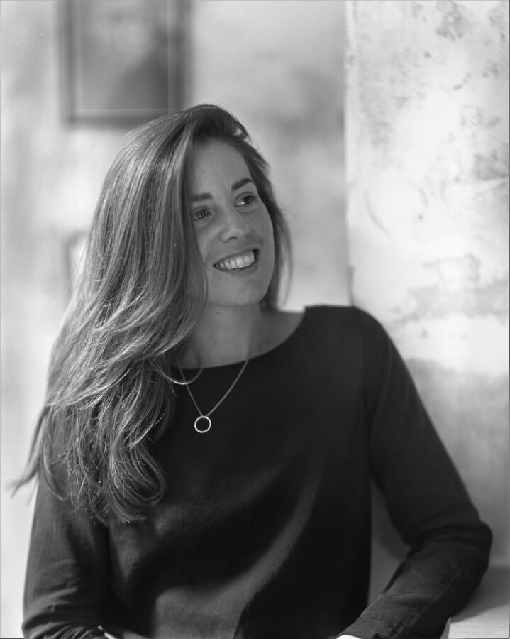 Michelle Klein, curator