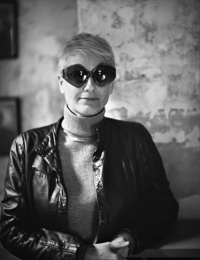 Astrid Alben, poet