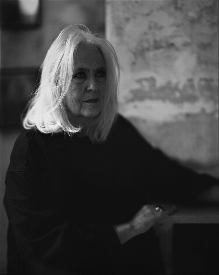 Emeritus Professor Hilary Dalke, designer, academic, artist
