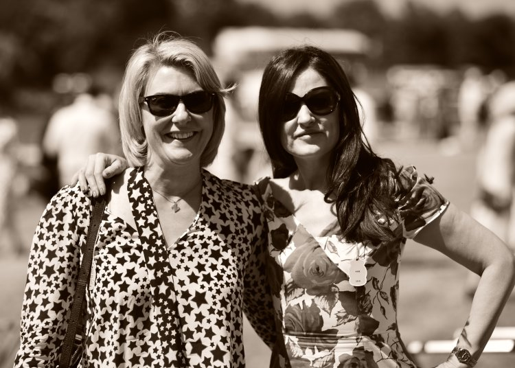 The girls at Henley
